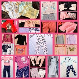 Girls' Toddler Clothing Bundle - Size 3T